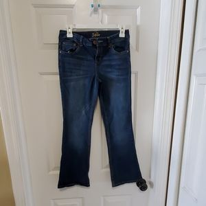 Girls Justice Bootcut Jeans